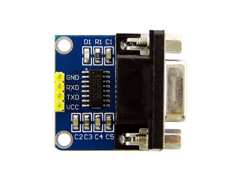 RS232 to TTL Converter Module - Thumb 3