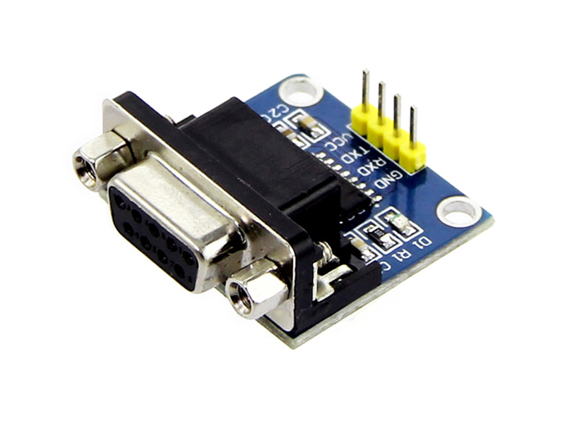 RS232 to TTL Converter Module - Thumb 1