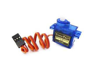 Tower Pro Micro Servo SG90 360 Degree