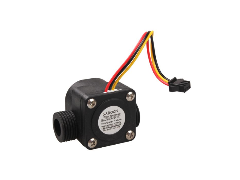 Water Flow Sensor SEN-HZ43WA - Image 1