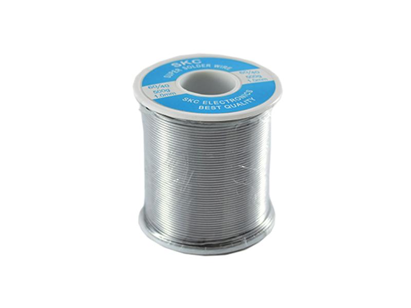 SKC 0.6mm 500g Soldering Wire Reel - Senith Electronics