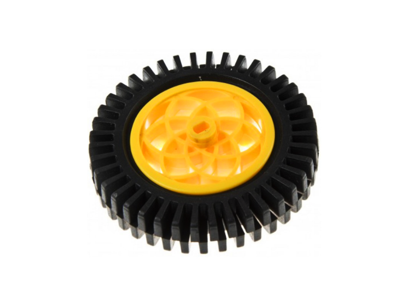 Smart Rubber Wheel - Image 1