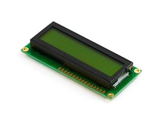 16x2 LCD Light Green