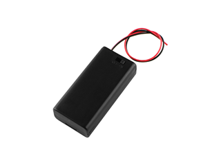 2xAA Battery Holder With Switch