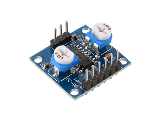 PAM8406 Mini Amplifier Module 2x5W