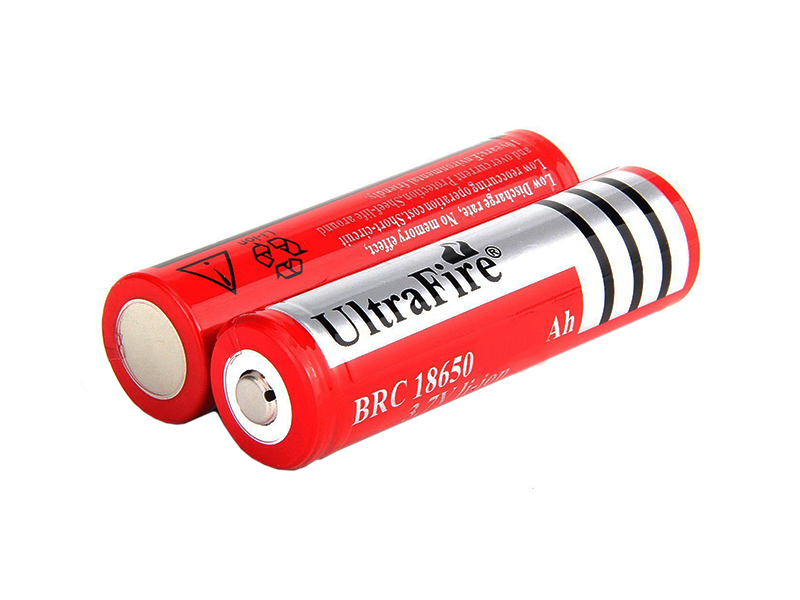 Ultrafire Rechargeable 3.7V 18650 - Image 3