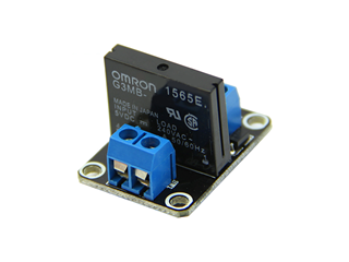 1 Channel 5V 2A Solid State Relay(SSR) Module