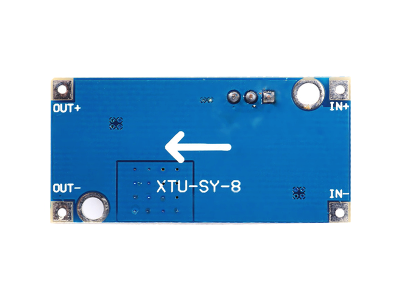 XL6009 Adjustable Step-Up Converter Module - Image 3