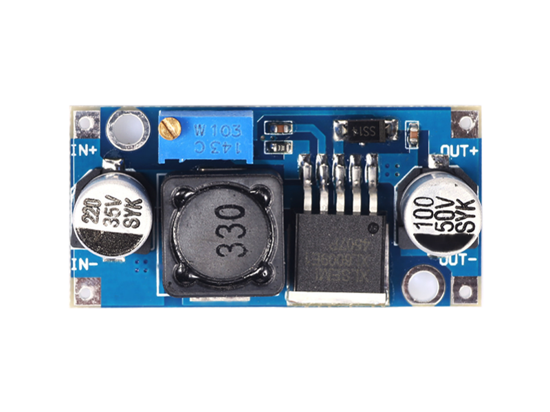 XL6009 Adjustable Step-Up Converter Module - Image 2
