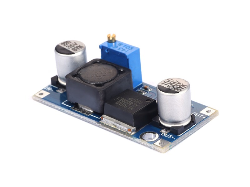 XL6009 Adjustable Step-Up Converter Module - Image 4