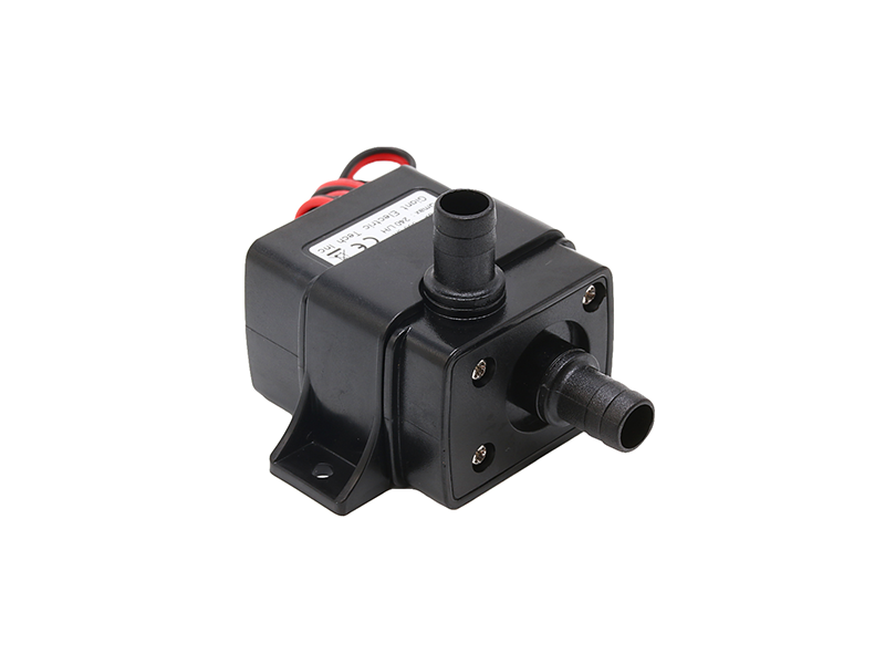 Mini DC12V Brushless Motor Submersible Water Pump - Image 2