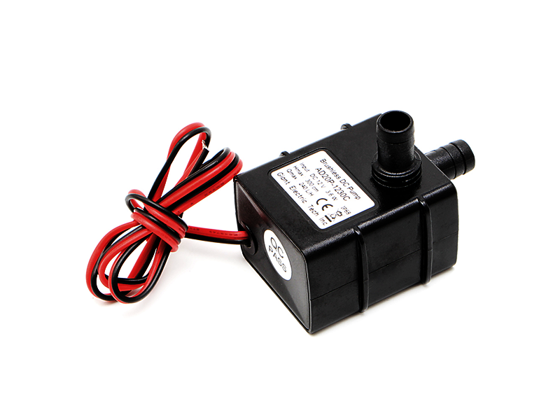 Mini DC12V Brushless Motor Submersible Water Pump - Image 3