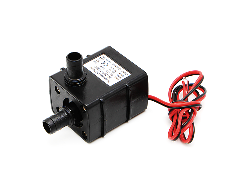 Mini DC12V Brushless Motor Submersible Water Pump - Image 1
