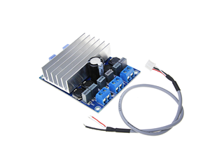 TDA7492 2 x 50W D Class High-Power Digital Amplifier Module