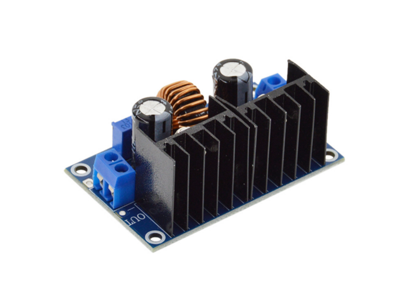 DC-DC 8A Buck, Regulator Module XL4016E1 - Image 2