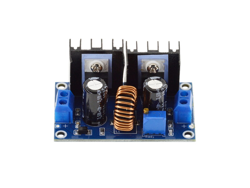 DC-DC 8A Buck, Regulator Module XL4016E1 - Image 3
