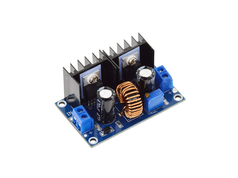 DC-DC 8A Buck, Regulator Module XL4016E1 - Image 1