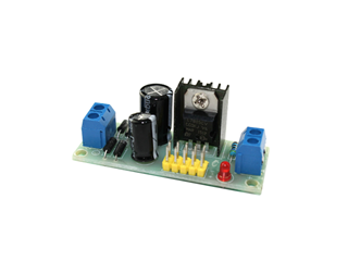 LM7805 5V 1A Regulated Power Module