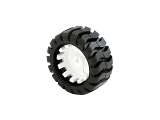 3PI MiniQ Rubber N20 Wheel