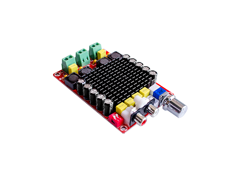TDA7498 2X100W Stereo Digital Amplifier Board - Image 1