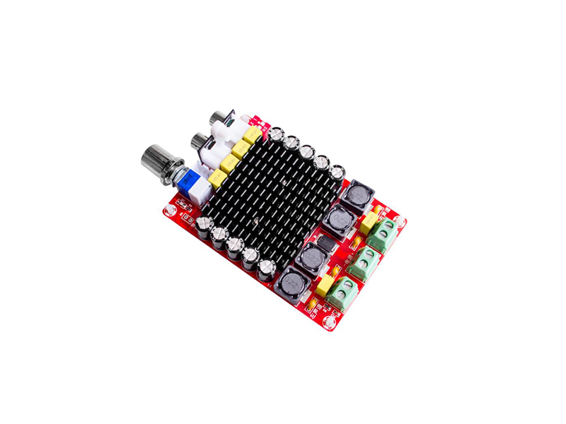 TDA7498 2X100W Stereo Digital Amplifier Board - Image 2