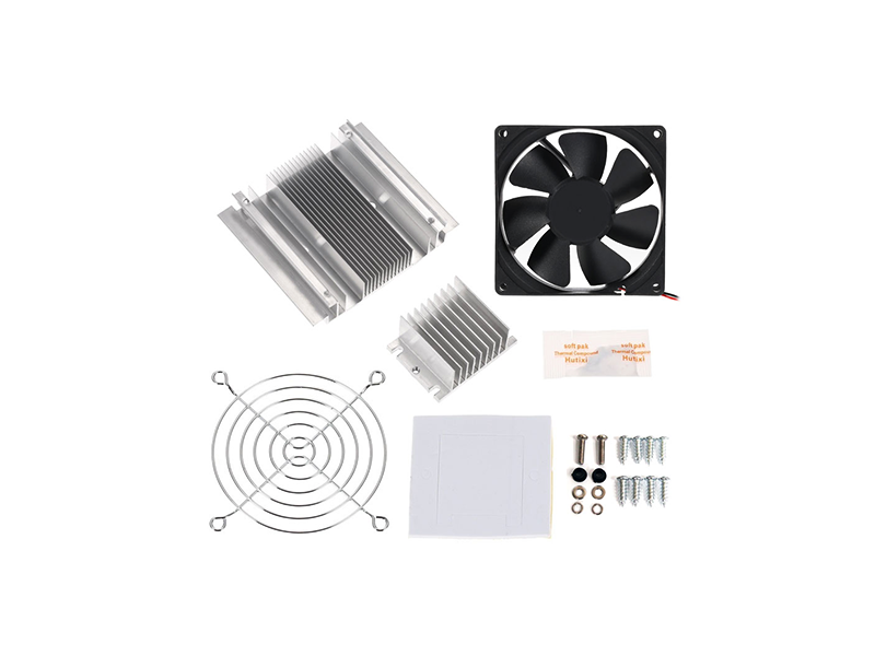 Thermoelectric Peltier Refrigeration Cooling DIY Kit - Image 5