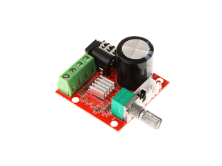 PAM8610 Mini 10W+10W Stereo Audio Power Amplifier Board