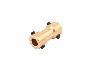 5mm to 4mm Copper Motor Shaft Coupling