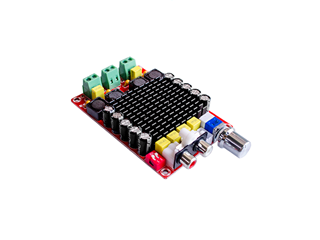 TDA7498 2X100W Stereo Digital Amplifier Board