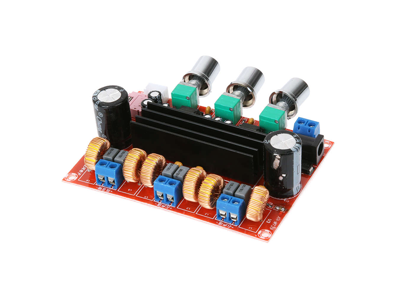 TPA3116 2.1 Digital Subwoofer Audio Amplifier Board - Image 2