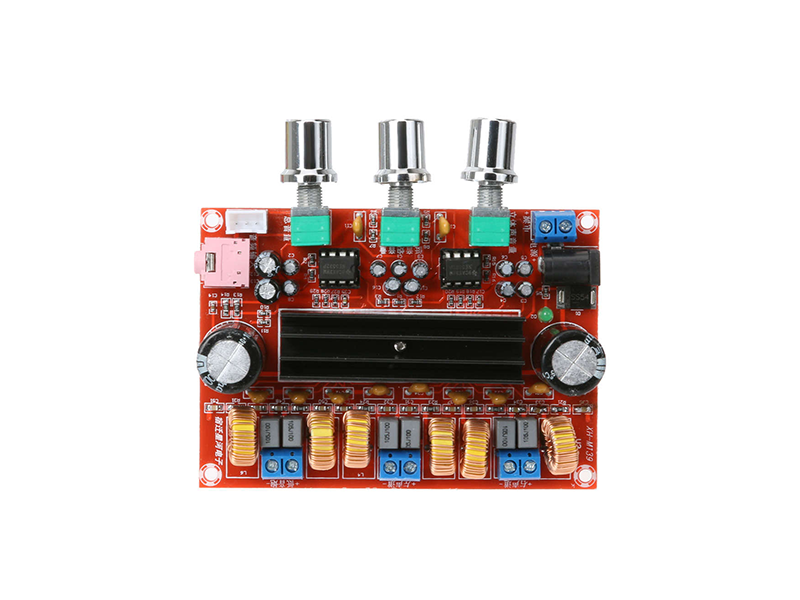 TPA3116 2.1 Digital Subwoofer Audio Amplifier Board - Image 4