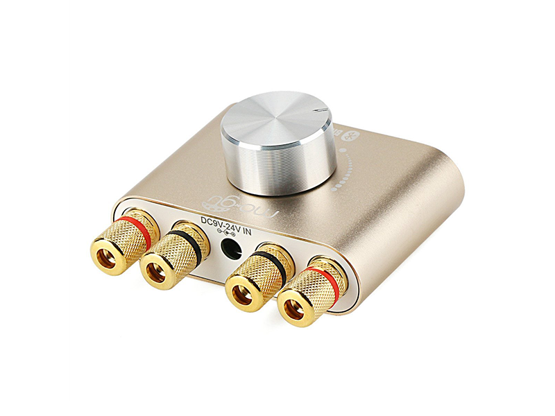 Facmogu F900 Mini Bluetooth Stereo Power Amplifier 50Wx2 - Image 2