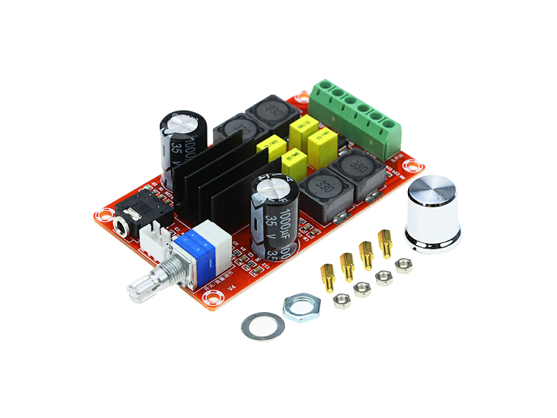 TPA3116 2*50W Digital Power Amplifier Board XH-M189 - Image 4