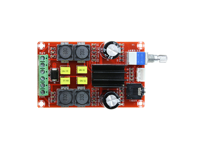 TPA3116 2*50W Digital Power Amplifier Board XH-M189 - Image 2