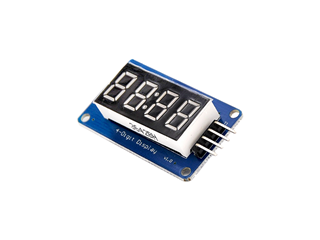 "0.36"" LED 4-Digit Display Module"
