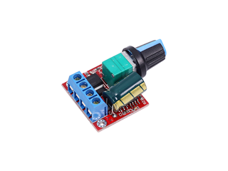 Mini DC 3A Motor PWM Speed Controller