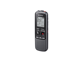 SONY Mono Digital Voice Recorder ICD-PX240