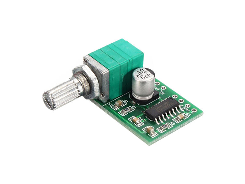 PAM8403 Mini Amplifier Module 2x3W With Volume Controller