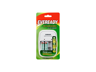 Eveready Rechargeable Value Charger