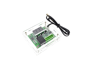 Temperature Control Module W1209 with Clear Case