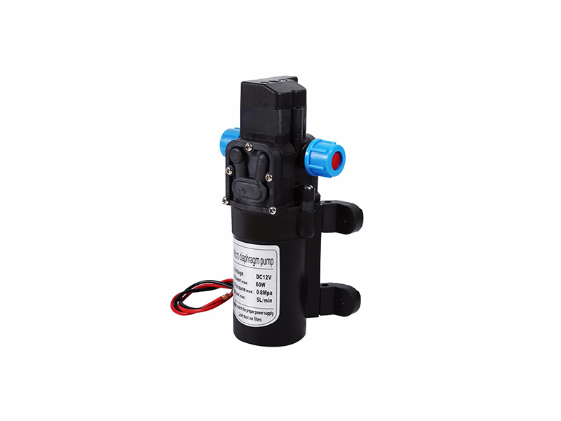 12V 60W Water Pump with Cut-off - Image 4