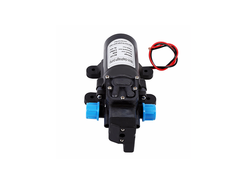 12V 60W Water Pump with Cut-off - Image 2