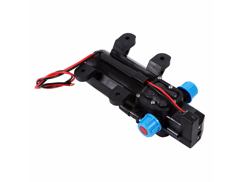 12V 60W Water Pump with Cut-off - Image 3