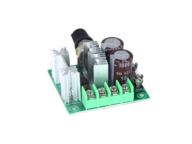 PWM DC Motor Adjustable 10A Speed Controller - Image 5