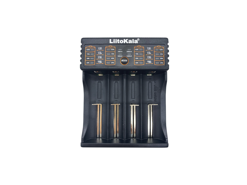 LiitoKala lii-402 Li-ion NiMH Battery Smart Charger - Image 3