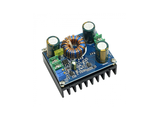 600W Adjustable Step-Up Boost Converter Module