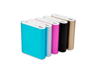 Power Bank Aluminum Case Kit 18650 x 4