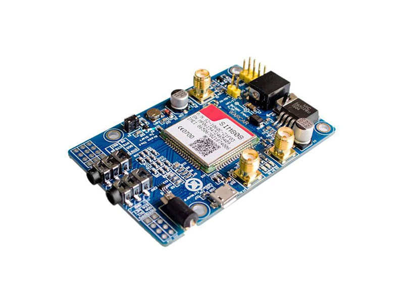 SIM808 GSM/GPRS/GPS Module With Antennas - Thumb 2