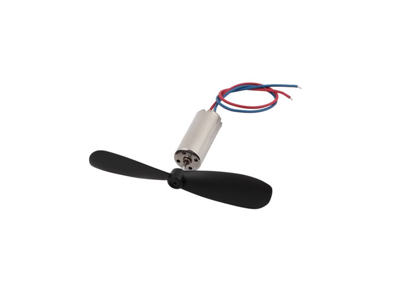 Mini DC Brushless Motor with Propeller 716 - Image 3