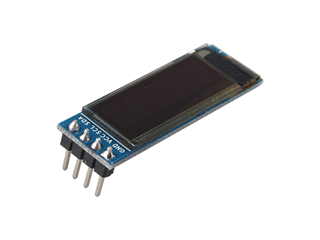 OLED White Screen Display Module 0.91